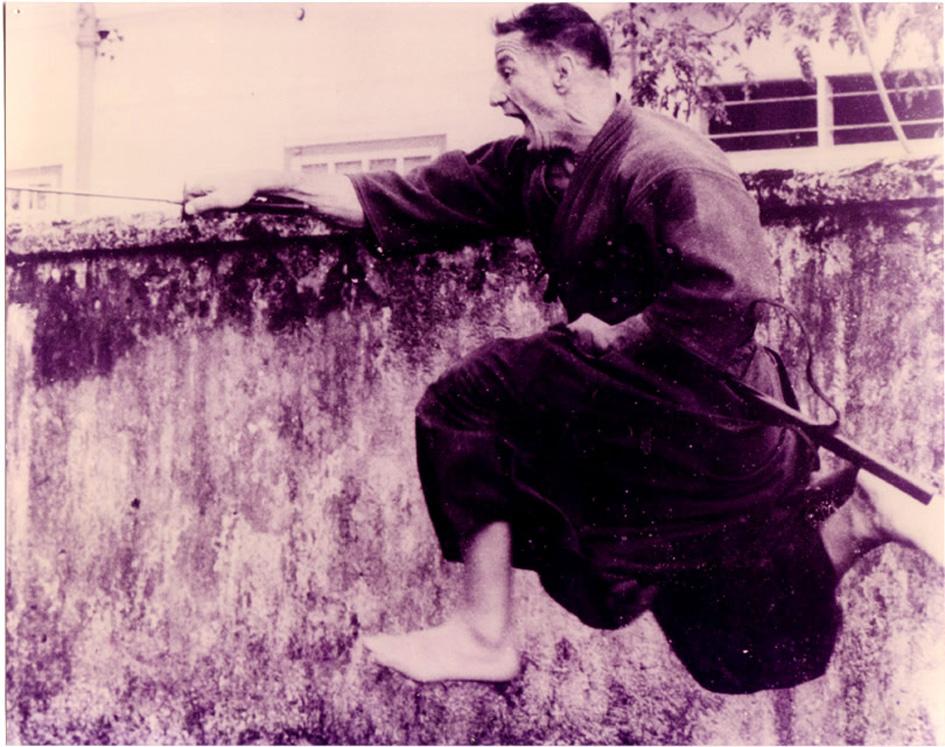 GUEST BLOG: Remembrances of My Sensei: Donn F  Draeger by